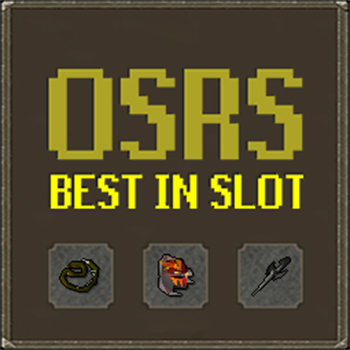 OSRS Best in Slot